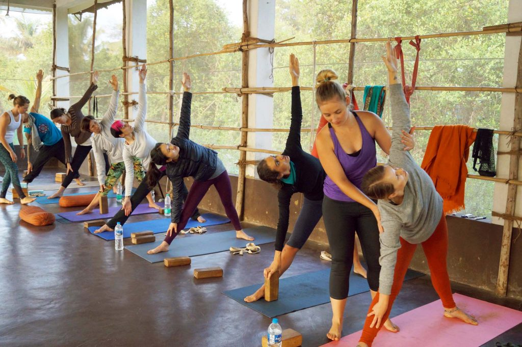 100-Hour Yoga Teacher Training In Dharamshala