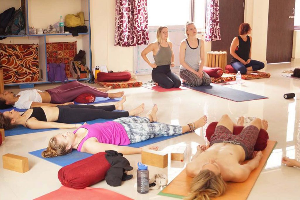 100-Hour Yoga Teacher Training In Goa