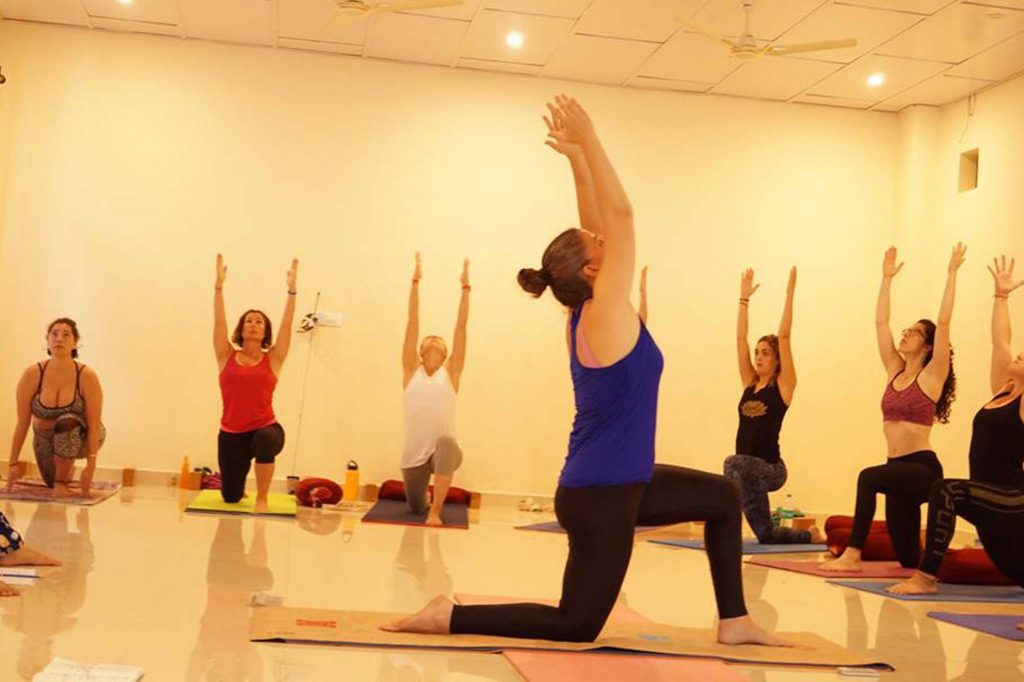 300-Hour Yoga Teacher Training In Goa